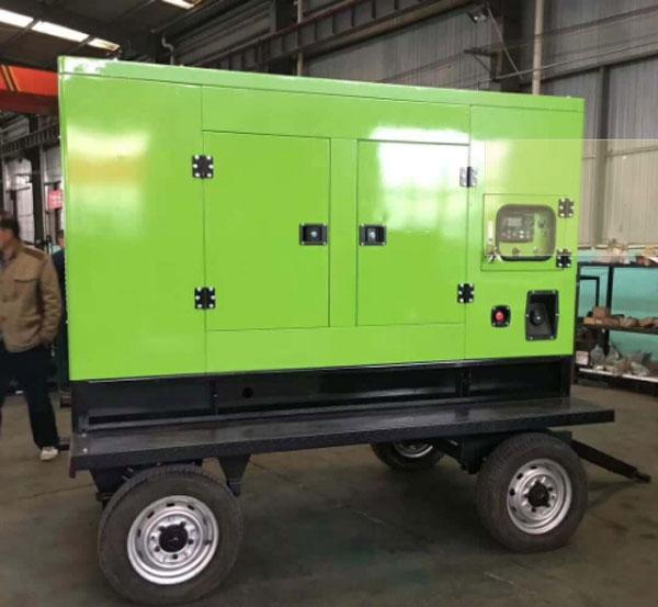 拖车发电机组,拖车发电机组哪家好,拖车发电机组生产商