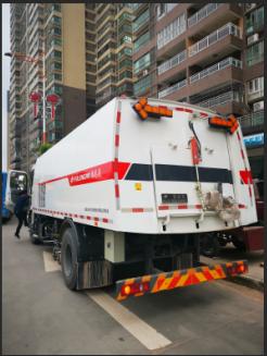 惠州垃圾清運|惠東垃圾清運,綠點環境項目多車輛齊