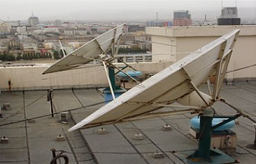 呼市卫星及有线电视系统选成文网络