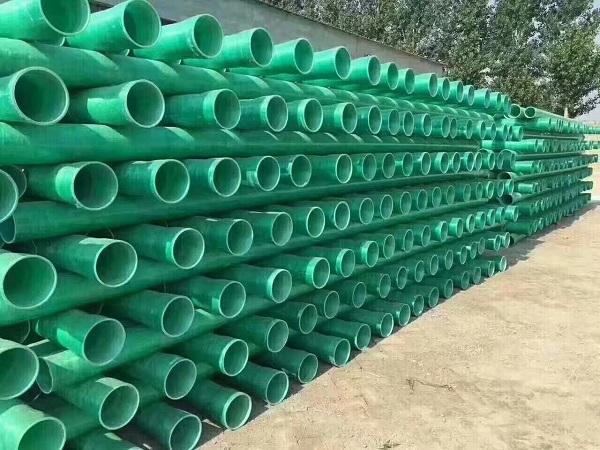 承插式玻璃鋼管代理|呼和浩特哪家呼市玻璃鋼管廠家名聲好