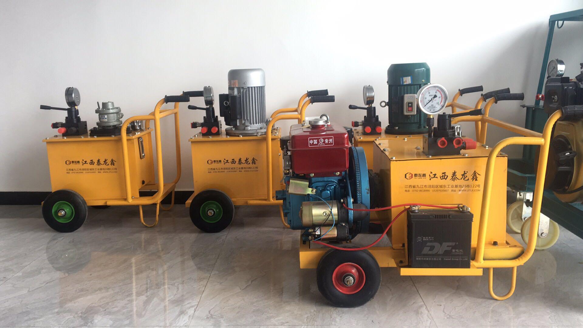 广东供销液压分裂机-品质好的液压岩石分裂机,江西泰龙鑫机械倾力推荐