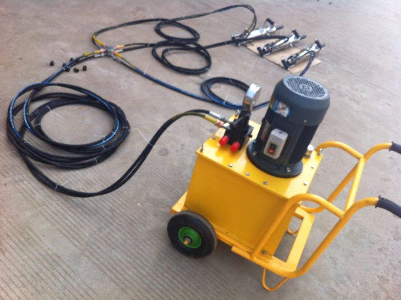 创新的液压分裂机-江西泰龙鑫机械口碑好的液压岩石劈裂机出售