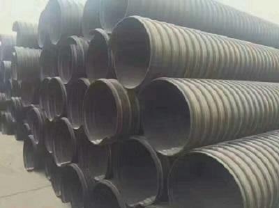 橡胶排污管生产商-内蒙古专业大口径排污管厂家