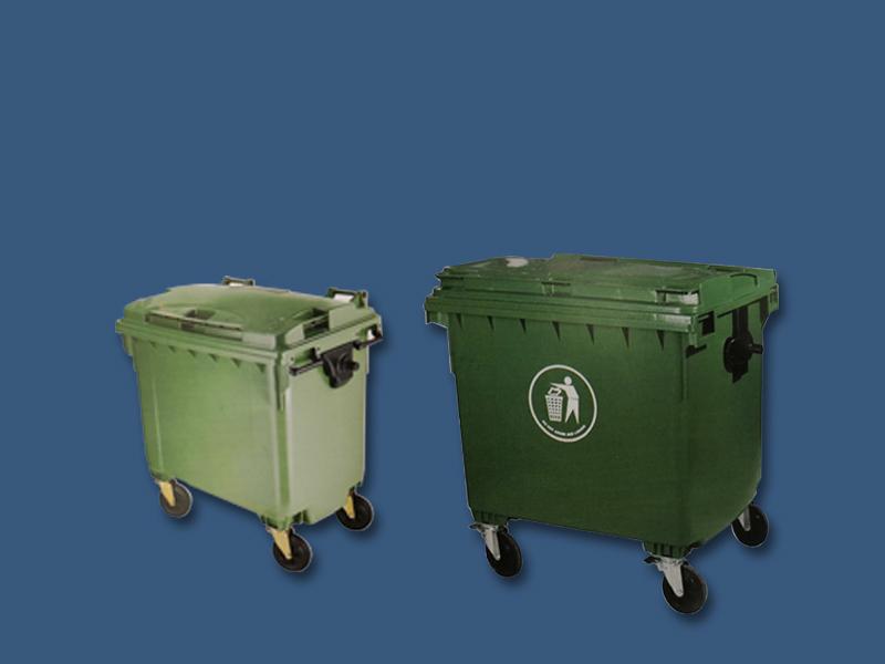 户外环卫塑料垃圾桶创造清洁生活
