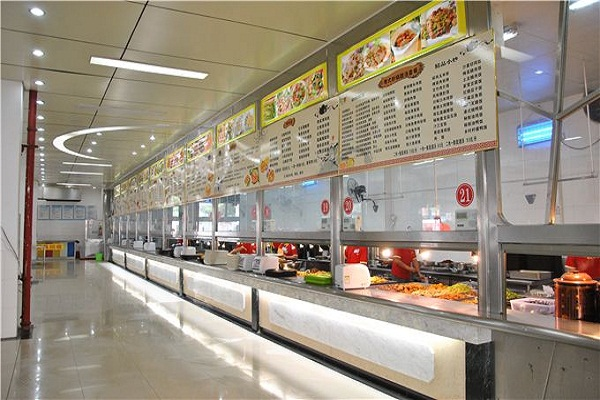 工厂食堂承包|腾辉餐饮管理供应口碑好的服务  _工厂食堂承包