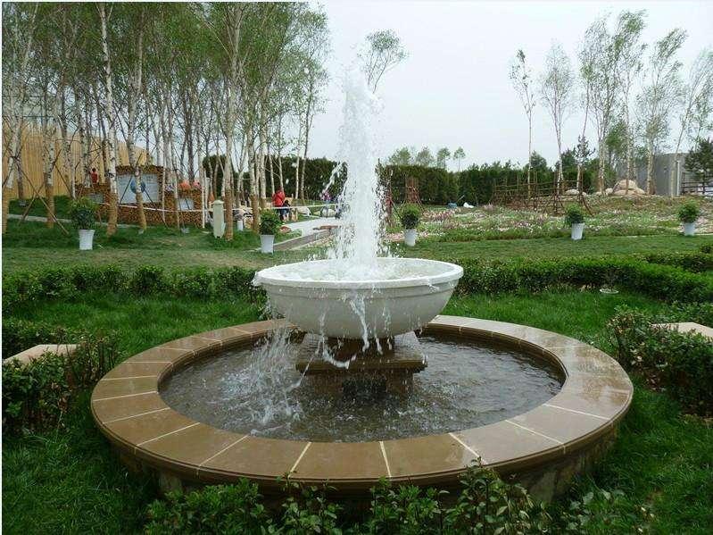 宁夏乾通精工景观宁夏园林假山假水您的品质之选 吴忠园林假山假水价格