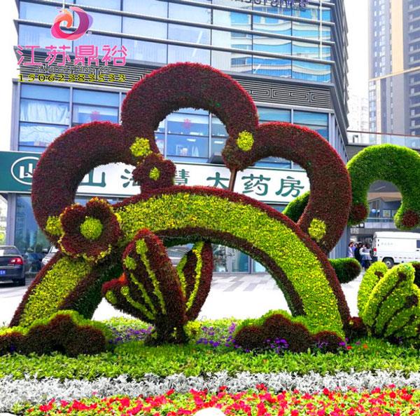 优惠的广场绿雕-优良广场绿雕定做