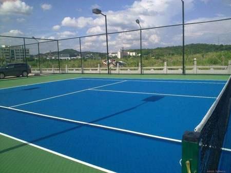 硅pu球场_丙烯酸球场-惠州市富兴达体育设施有限公司