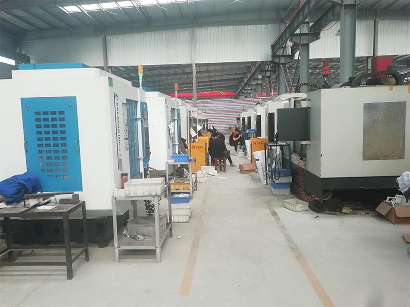 机械加工厂