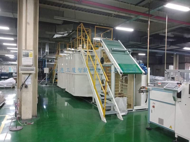价位合理的挂链式冷却机 大量供应新品挂链式冷却机
