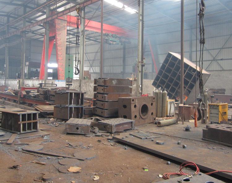 河南机械配件焊接冷作对外加工-温州地区专业的机架焊接冷作外加工