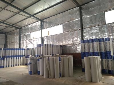 陕西涤纶布防水卷材-甘肃具有口碑的兰州防水卷材生产厂家