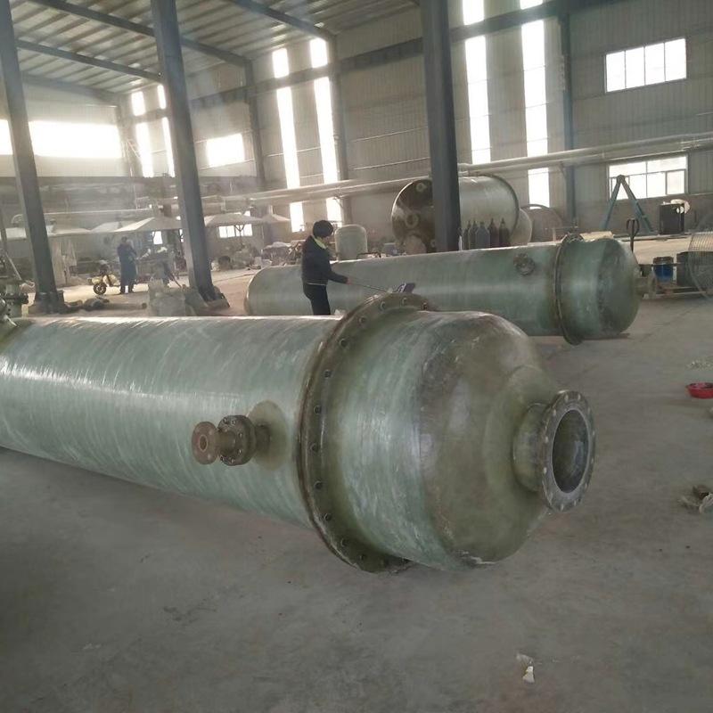 電廠煙氣玻璃鋼脫硫塔@河北電廠煙氣玻璃鋼脫硫塔生產廠家