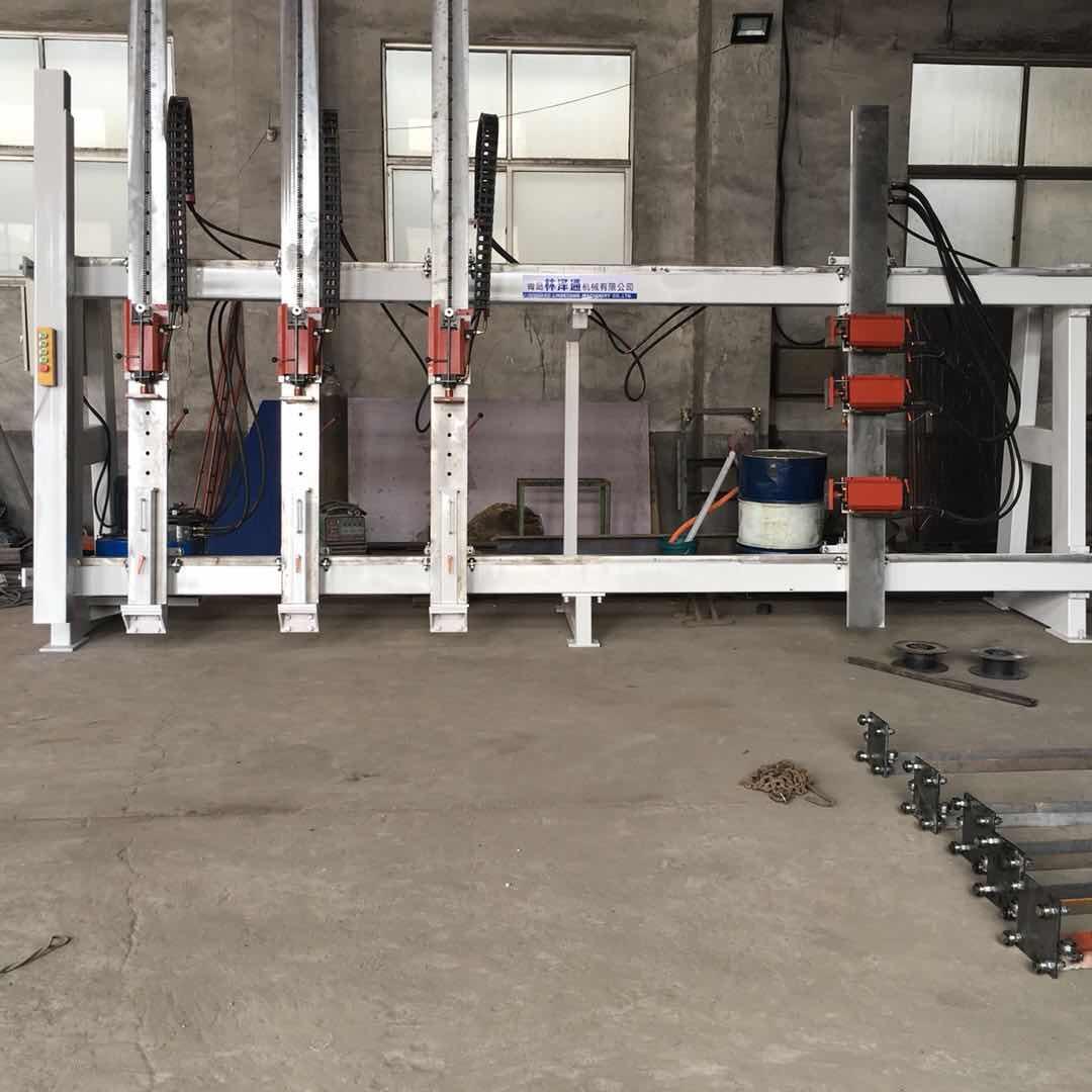 上海高品质铝包木定制实木门窗合框机 品质好的木工框架组装机,林泽通机械倾力推荐