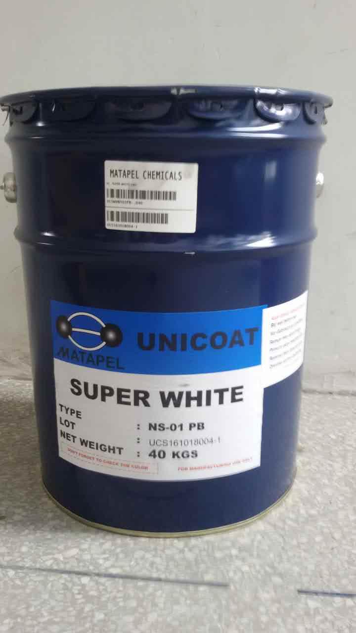 印尼_MATAPEL颜料膏无溶剂超级白油性色膏