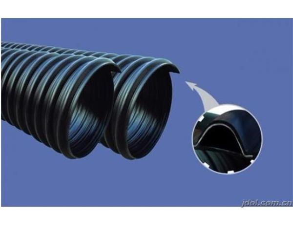 呼市双壁波纹管_呼和浩特有哪些专业的PE钢带增强聚乙烯螺旋波纹管公司