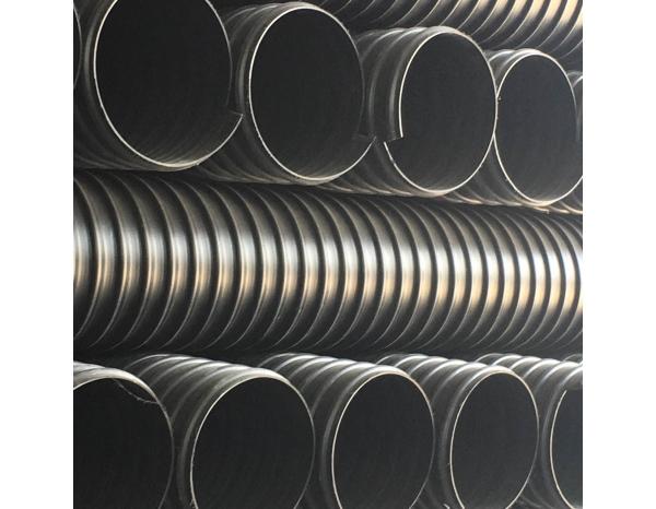 本地PE波纹管哪家好-内蒙古规模大的PE钢带增强聚乙烯螺旋波纹管公司