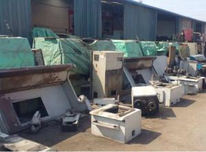 废旧机床回收