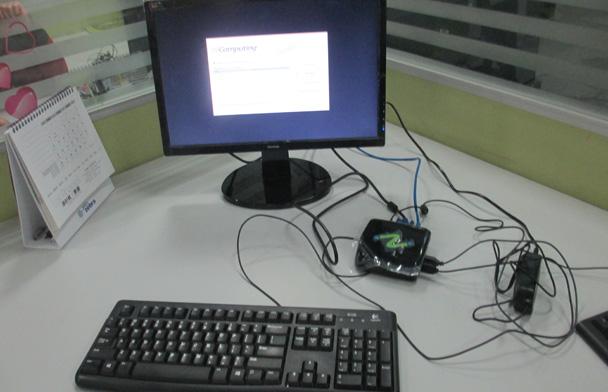 节能环保的虚拟桌面L300云终端方案给企业办公带来哪些利益?