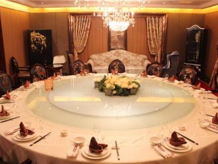 青海酒店圆形桌