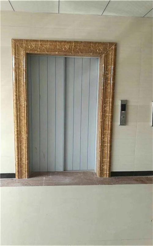 石塑电梯门套口