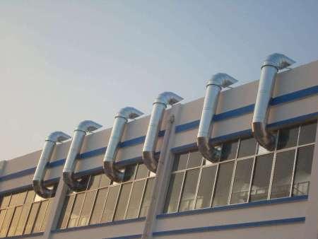 沈陽銘匯通風專業安裝通風排煙管道