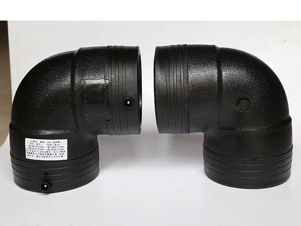黑龙江PE弯头定制-划算的承接式90度弯头在哪可以买到