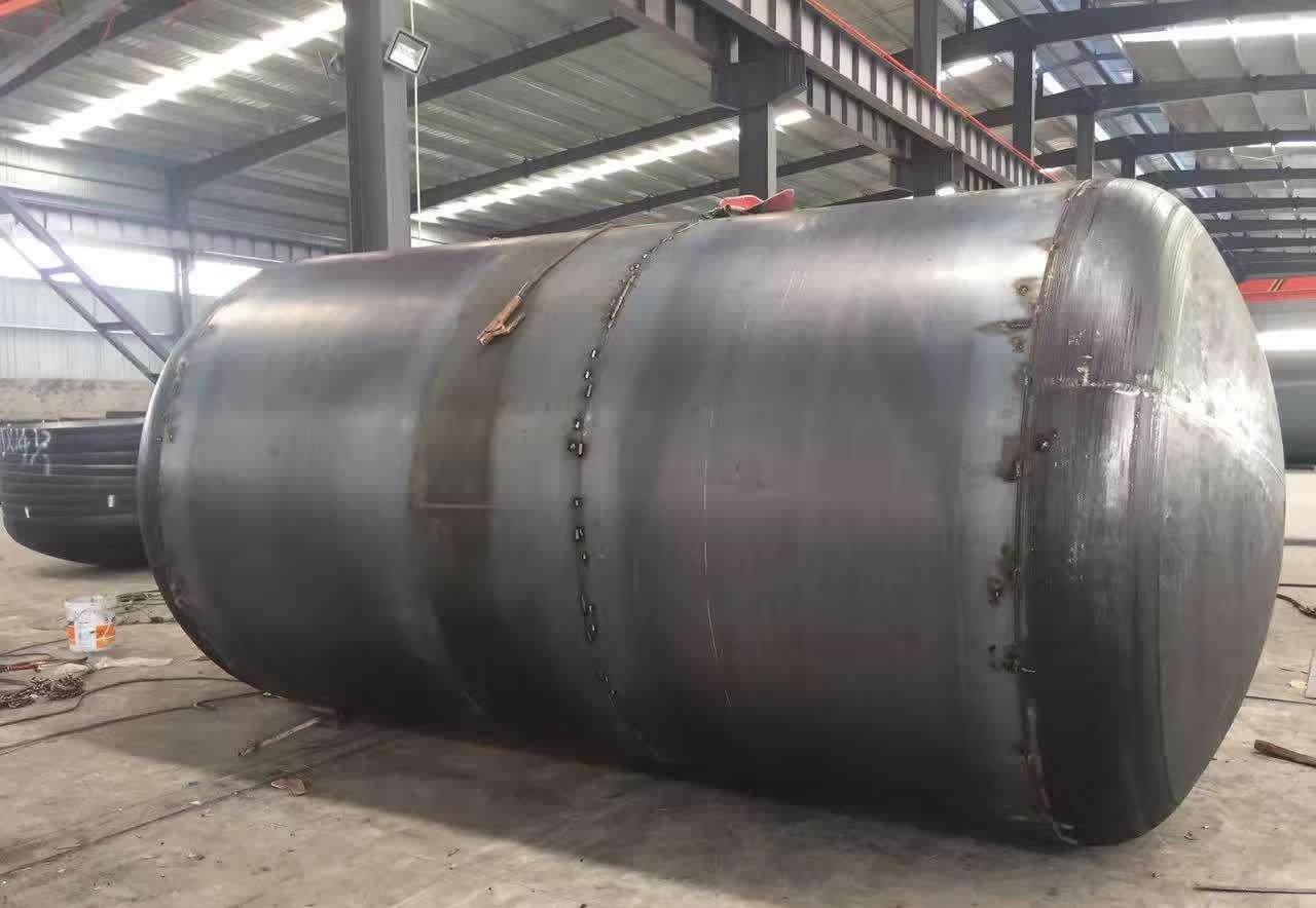 双层油罐哪家好-口碑好的双层油罐供应商-甘肃鲁泰机械设备