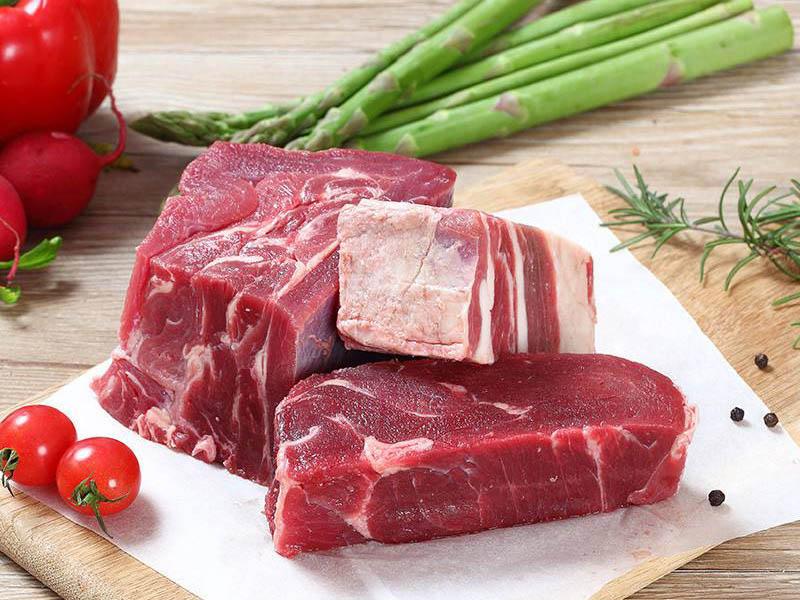 呼伦贝尔牛羊肉-牛腩-牛上脑-牛排-牛肉卷!内蒙古伍宝牧业