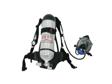 选择正压式消防空气呼吸器来抚顺德瑞尔,技术先进质量保证