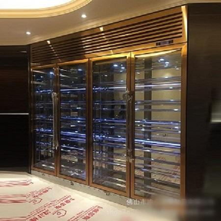 定制不銹鋼恒溫酒柜-廣東不銹鋼恒溫酒柜供應商