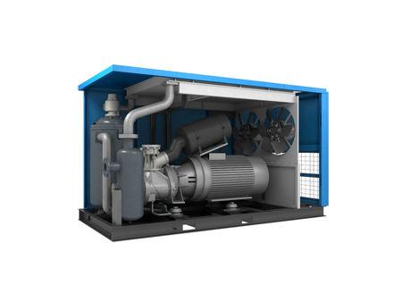 报价合理的螺杆空压机恒仕达机械供应_螺杆空压机维修保养