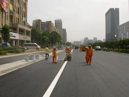 标线工程施工-提供专业的哈尔滨标线工程