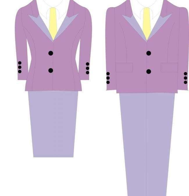 佛山专业的西装制服定制-有信誉的红冠达西装衬衣厂商