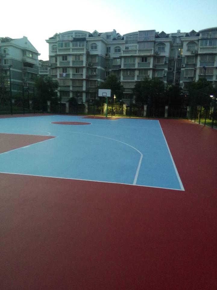 篮球场造价|哪里有销售报价合理的篮球场