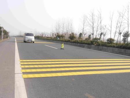 你认识这几种哈尔滨道路标线吗?