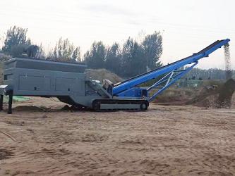 山東全自動移動堆料機廠家-山東價位合理的堆料機哪里有供應