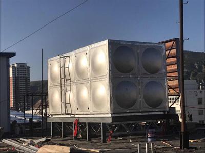 西寧優質不銹鋼水箱供應-蘭州專業的甘肅不銹鋼保溫水箱-廠家直銷