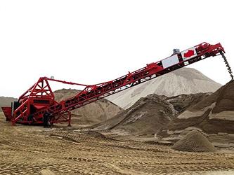 堆取料机生产厂家-欧骏宝矿山机械供应厂家直销的堆取料机