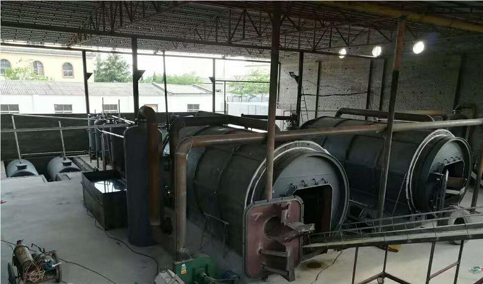 商丘亿龙常年供应油泥处理设备