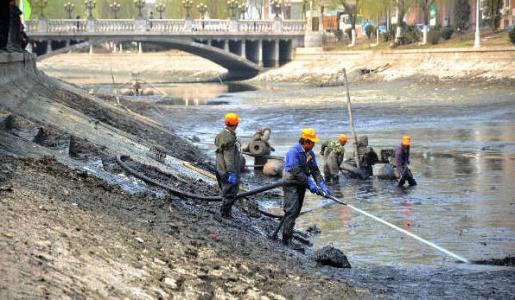 污水池清淤廠家-有保障的污水池清淤就選遼寧遼幫市政工程
