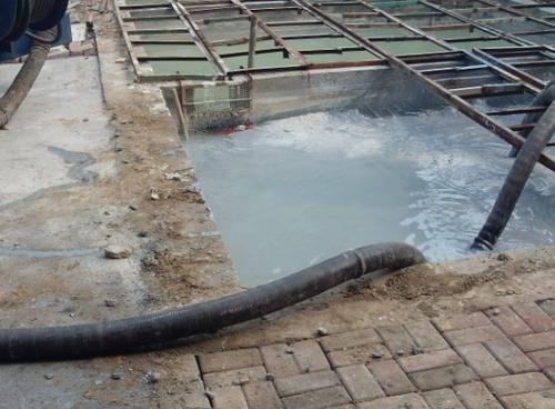 遼寧污水池清淤哪家好_找靠譜的污水池清淤就到遼寧遼幫市政工程