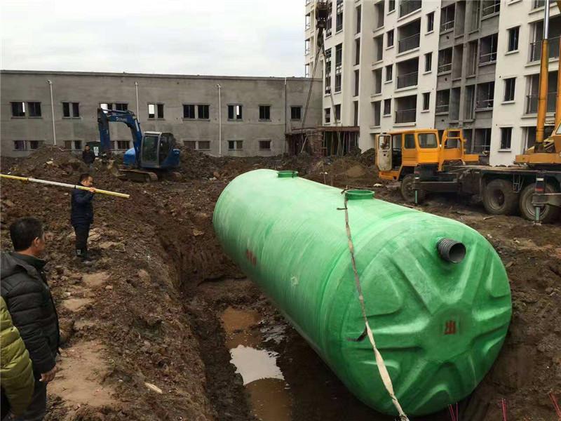 地埋式玻璃鋼消防水池,雲南消防水池廠家