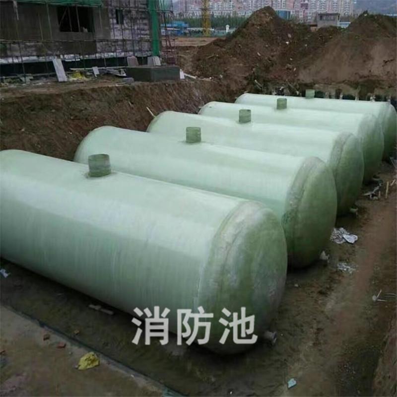 云南消防水池廠家-云南玻璃鋼消防水池廠家直銷