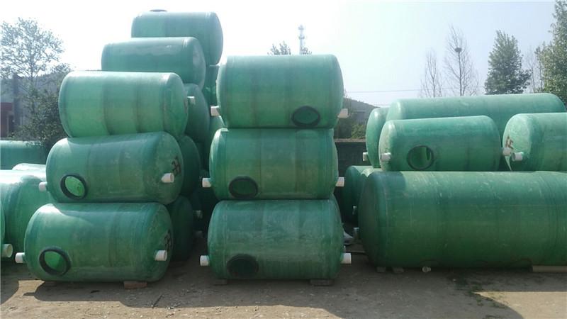 昆明化粪池定做厂家-想买曲靖玻璃钢化粪池上永洁玻璃钢化粪池厂