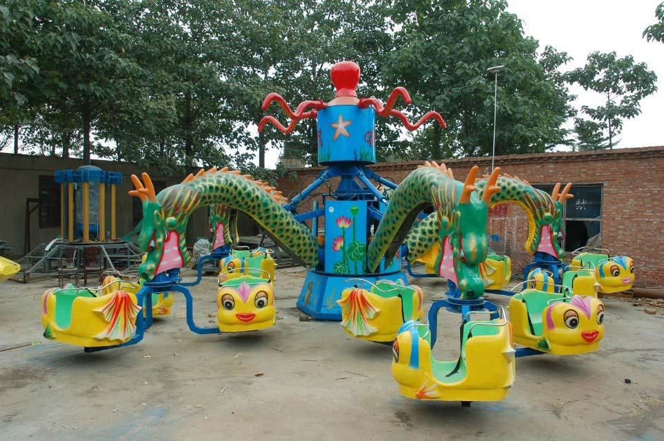 大章鱼游乐设备厂家-河南大章鱼游乐设备价格