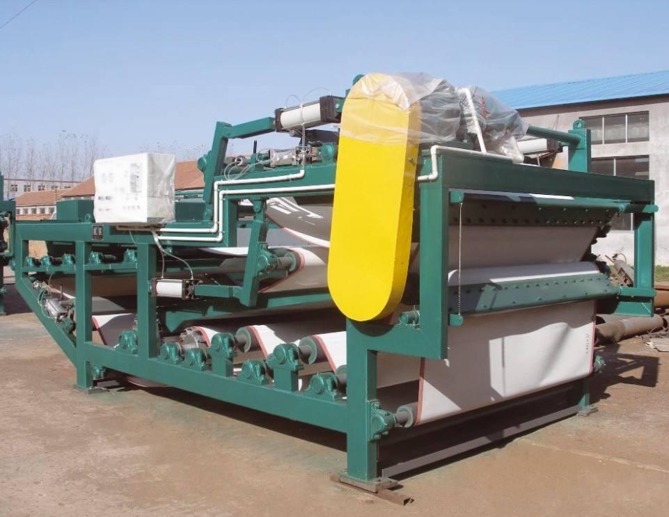 湖北污泥壓濾機-河南專業的污泥壓濾機生產廠家