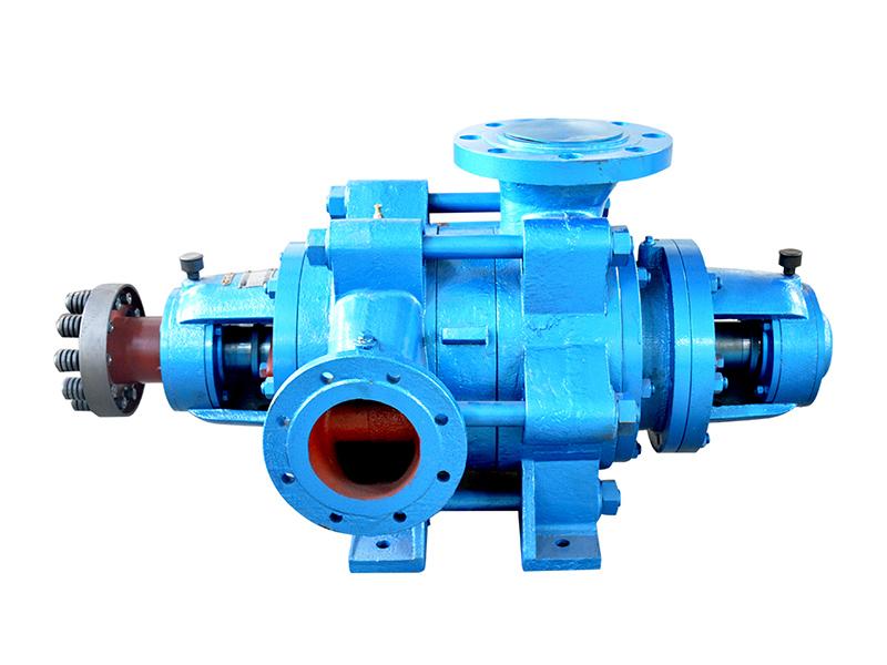 淄博MD矿用耐磨多级泵-纵横泵业提供专业的矿用多级水泵