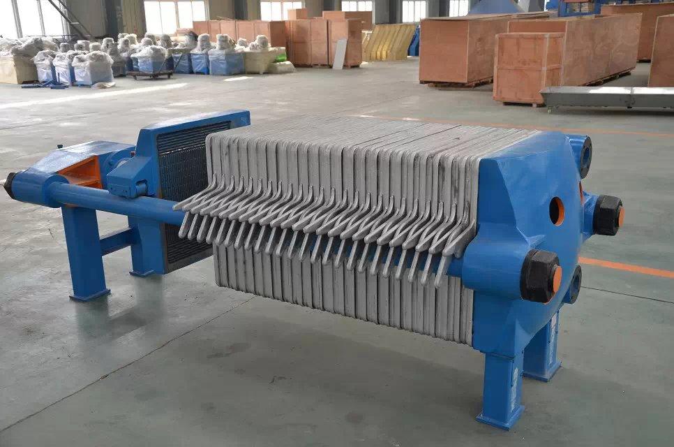 自动拉板压滤机|想买划算的压滤机,就来宏发化工机械