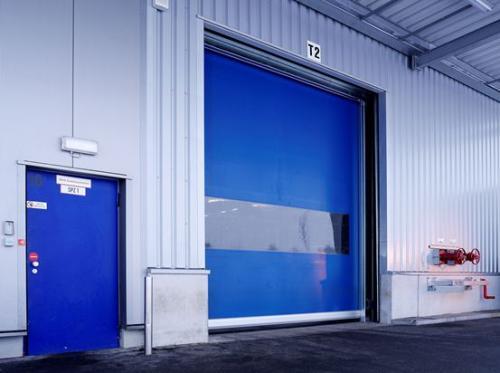克拉玛依快速门安装公司 大量出售新疆快速门
